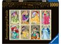 Ravensburger - Disney Art Nouveau Princesses 1000pc