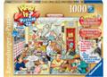 Ravensburger - The Transport Cafe Puzzle 1000pc