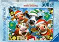 Rburg - We Wish Moo a Merry Christmas 500pc