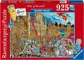 Ravensburger - Bruxelles - Brussel Puzzle 925pc