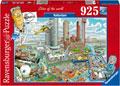 Ravensburger - Rotterdam Puzzle 925pc