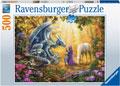 Ravensburger - Dragon Whisperer Puzzle 500pc