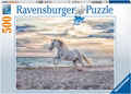 Ravensburger - Evening Gallop Puzzle 500pc