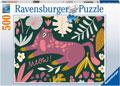 Ravensburger - Trendy Puzzle 500pc