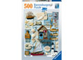 Ravensburger - Maritime Flair Puzzle 500pc