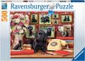 Ravensburger - My Loyal Friends Puzzle 500pc