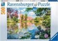 Ravensburger - Enchanting Muskau Castle Puzzle 500pc