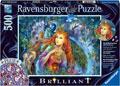 Ravensburger - Magic Fairy Dust Puzzle 500pc