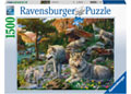 Ravensburger - Wolves in Spring Puzzle 1500pc