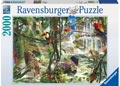 Jungle Impressions Puzzle 2000pc