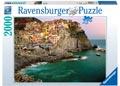 Cinque Terre Puzzle 2000pc