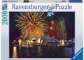 Fireworks Over Sydney Puzzle 2000pc