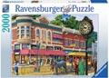 Ellen's General Store Puzzle 2000pc