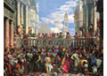 Rburg - P Veronese Marriage at Cana 2000pc