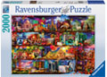 Ravensburger - World of Books Aimee Stewart 2000pc