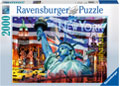 New York Collage Puzzle 2000pc
