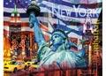 New York Collage Puzzle 2000pc