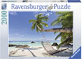 Ravensburger - Beach in Maldives Puzzle 2000pc