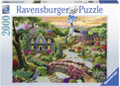Ravensburger - Enchanted Valley Puzzle 2000pc