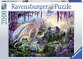Ravensburger - Dragon Valley Puzzle 2000 pieces