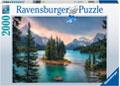Ravensburger - Spirit Island in Canada Puzzle 2000pc