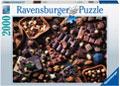 Ravensburger - Chocolate Paradise Puzzle 2000pc