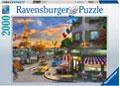 Ravensburger - Paris Sunset Puzzle 2000pc