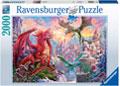 Ravensburger - Dragonland Puzzle 2000pc