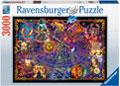 Ravensburger - Zodiac Puzzle 3000pc