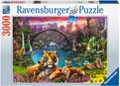Ravensburger - Tigers in Paradise Puzzle 3000pc