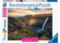Ravensburger - Haifoss Waterfall, Iceland 1000pc