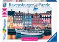 Ravensburger - Copenhagen, Denmark Puzzle 1000pc