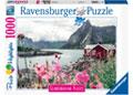 Ravensburger - Lofoten, Norway Puzzle 1000pc