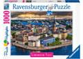 Ravensburger - Stockholm, Sweden Puzzle 1000pc