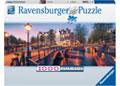 Ravensburger - Evening in Amsterdam Puzzle 1000pc