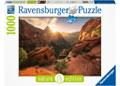 Ravensburger - Zion Canyon, USA Puzzle 1000pc