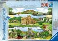 Ravensburger - Escape to The Lake District 500pc