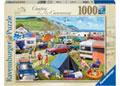 Ravensburger - Leisure Days 5 Camping Caravanning 1000pc