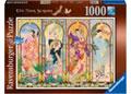 Ravensburger - The Four Seasons Puzzle 1000pc