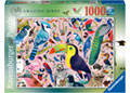 Ravensburger - Amazing Birds Puzzle Birds1000pc