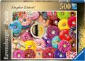 Ravensburger - Doughnut Disturb! Puzzle 500pc