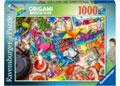 Ravensburger - Origami Meditations Puzzle 1000pc