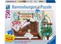 Ravensburger - Piano Cat Puzzle 750pcLF