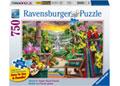Ravensburger - Tropical Retreat Puzzle 750pcLF