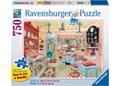 Ravensburger - Corner Bakery Puzzle 750pcLF