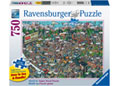 Ravensburger - Acts of Kindness Puzzle 750pcLF