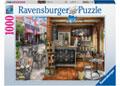 Ravensburger - Quaint Cafe Puzzle 1000pc