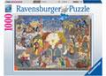 Ravensburger - Romeo & Juliet Puzzle 1000pc