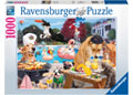 Ravensburger - Dog Days Of Summer Puzzle 1000pc
