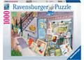 Ravensburger - Art Gallery Puzzle 1000pc